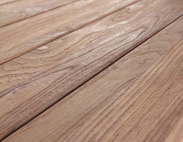 Thor Greenface Teak Plankebord m/x-legs - 90x200 cm